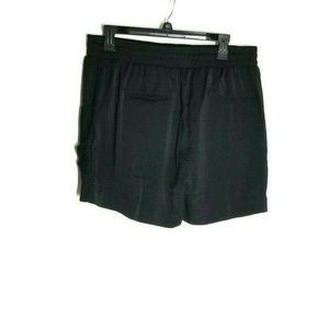 Bobeau XL Black  Pocket Drawstring Shorts W32